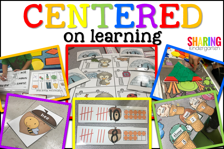 Centered on Learning: Letter Ii