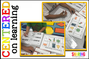 Centered on Learning- scarecrow labeling