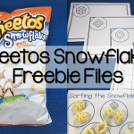 Cheetos Snowflake Freebie