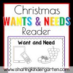Christmas Wants and Needs Reader
