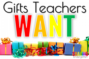 Gifts Teachers Want
