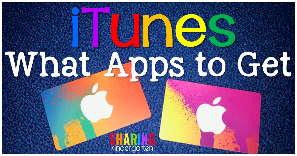 iTunes: What Apps to Get