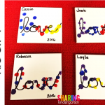 "Simply ""Love""ly Tile Gift"
