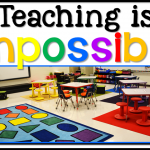 The Job of Teaching is Impossible