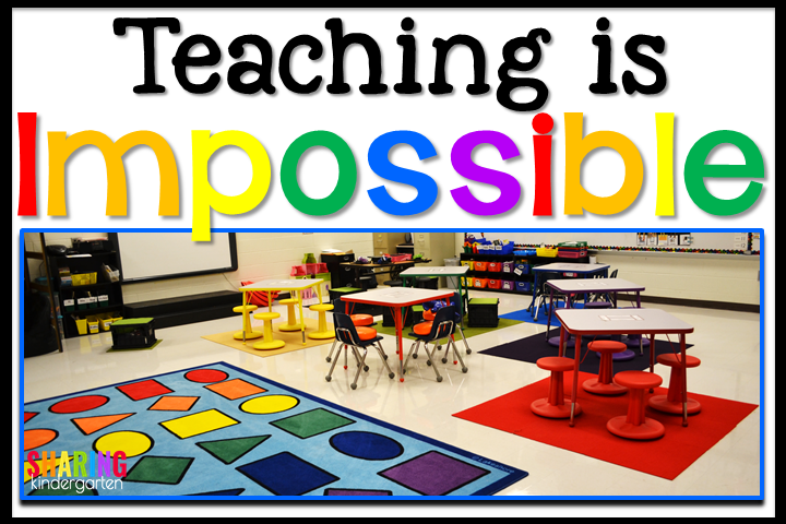 Teaching is Impossible