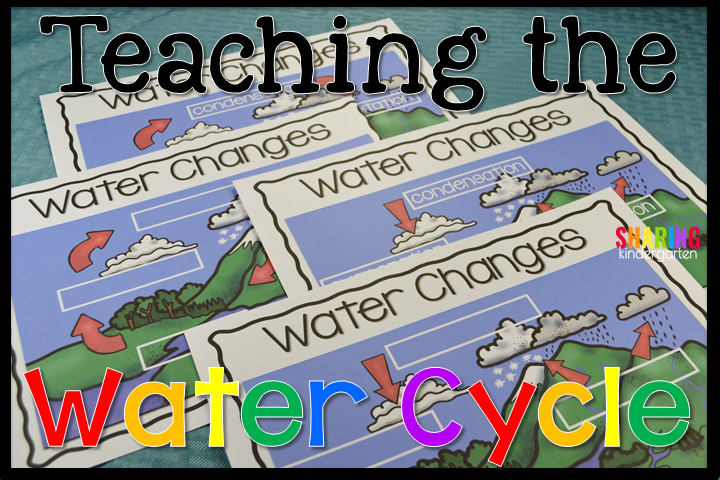 Breaking Down the Water Cycle for Little Learners