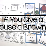 If You Give a Mouse a Brownie Learning Fun