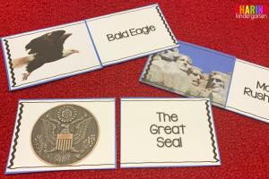 US Symbols Print & Play