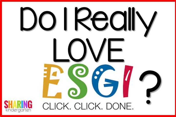 DO I Really Love ESGI?