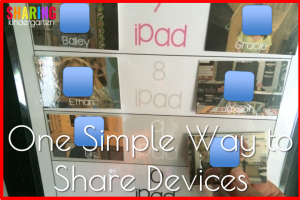 One Simple Way to Share Devices