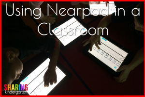 Using Nearpod in a Classroom