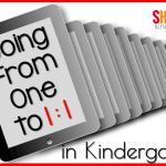 Going From One to 1:1 in Kindergarten: Part 1