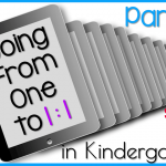 Going From One to 1:1 in Kindergarten: Part 3
