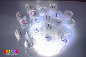 Learning Light Table: Building Words