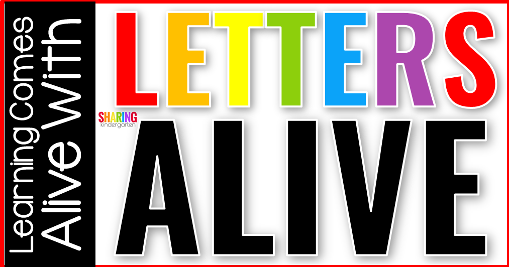 Learning Comes Alive With Letters Alive
