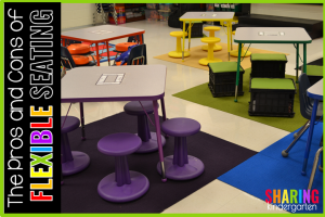 The Pros and Cons of Flexible Seating