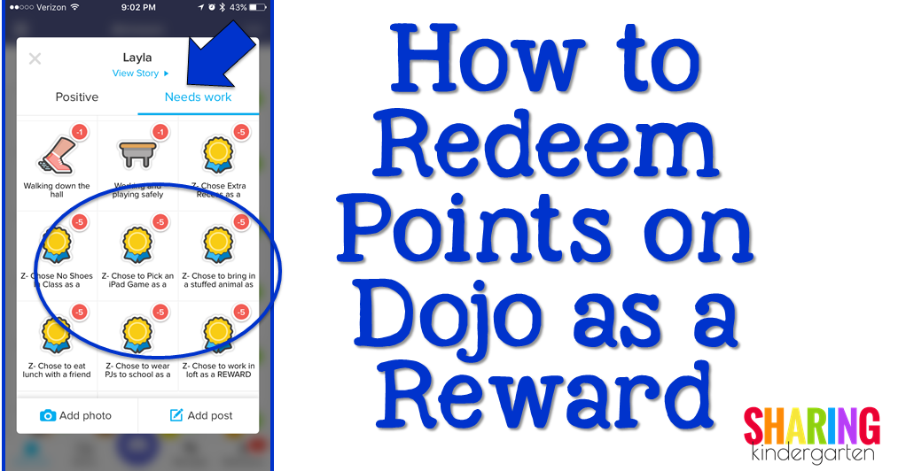 How to Redeem Points on Dojo as a Reward