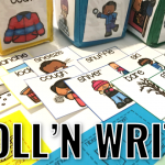Roll'n Write Activities Bring Writing Alive