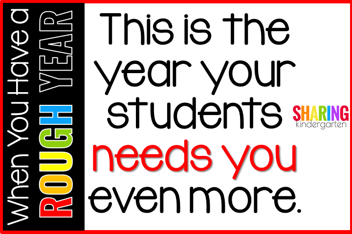 This is the year your students needs you even more.