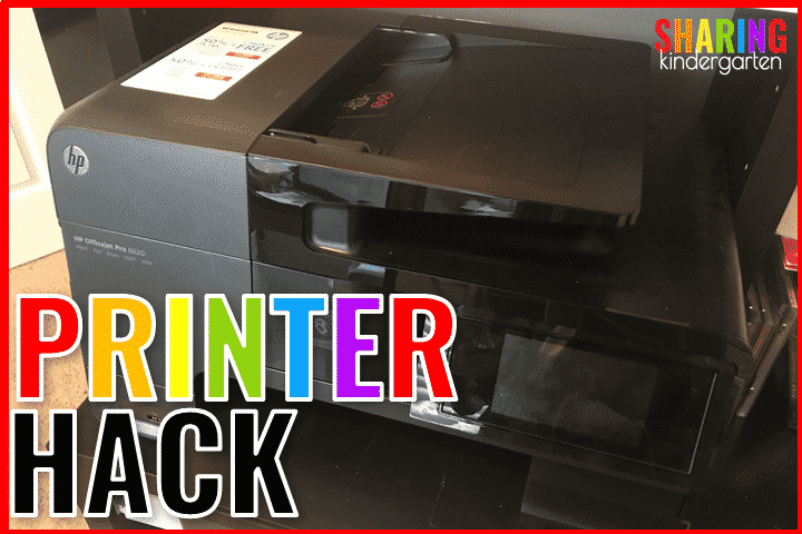 Printer Hack using Printable Magnetic Sheets- Get a Good Printer!