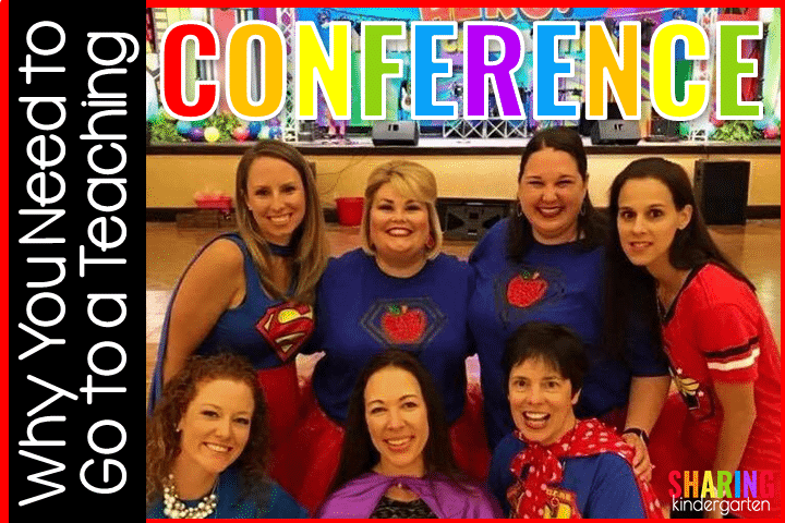 Why You Need to Go to a Teaching Conference