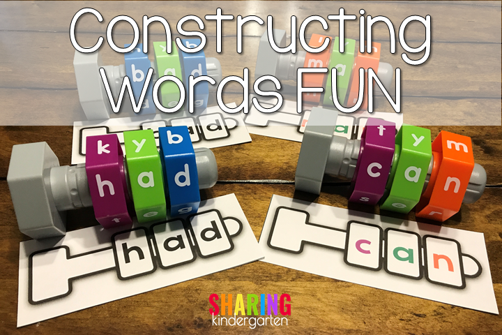 Constructing Word FUN
