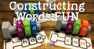 Constructing Words Fun