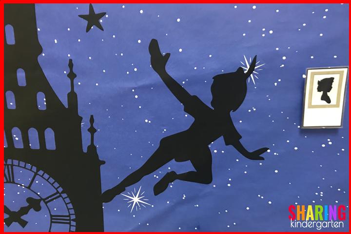 Off to Neverland... adding Peter Pan