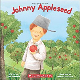 Johgnny Appleseed Reader