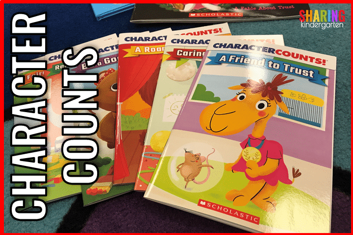 Character Counts Book Collection from Scholastic
