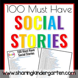 100 Must Have Social Stories