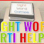 Sight Word Help that Makes Sense