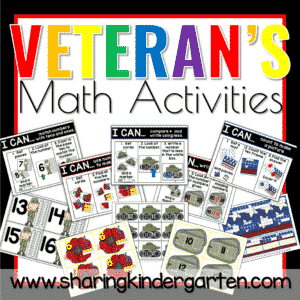 Veteran's Day Math