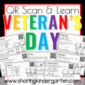 Veteran's Day QR Reader