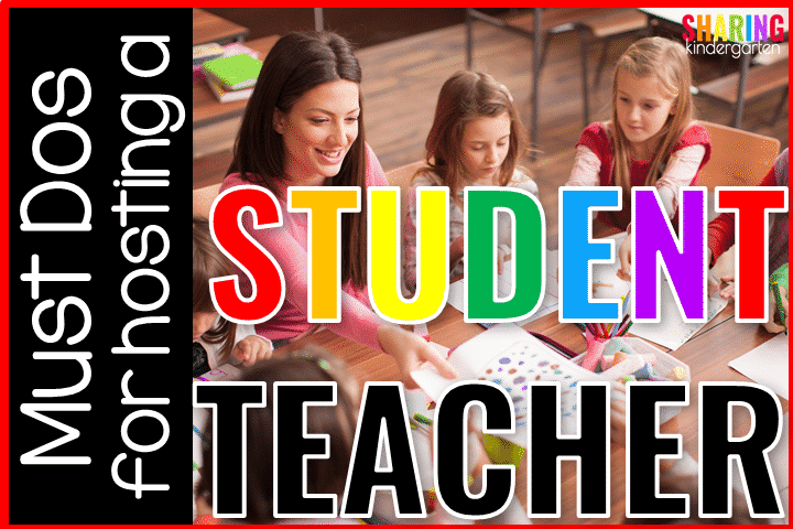 Must Dos for Hosting a Student Teacher