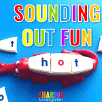 Sounding Out Fun Game Using Spelligator