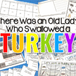 Covering Content Using There Was an Old Lady Who Swallowed a Turkey