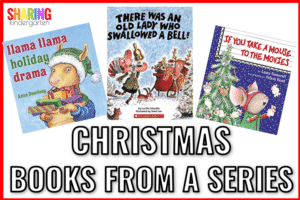 Christmas Books From a Series