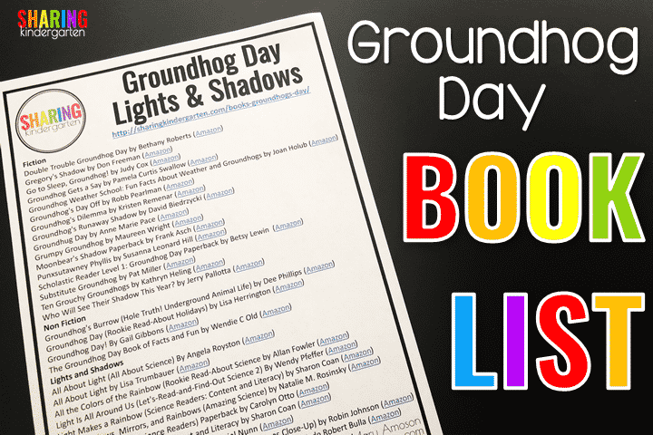 Groundhog Day Book List