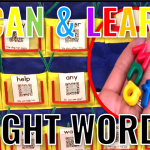 Scan & Learn Sight Words with Independence