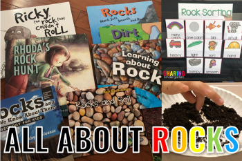 Rocks Rock! All About Earth's Materials