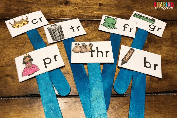 Phonics Fun with Sound Sticks - Sharing Kindergarten