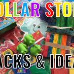 Dollar Store Hacks & Ideas