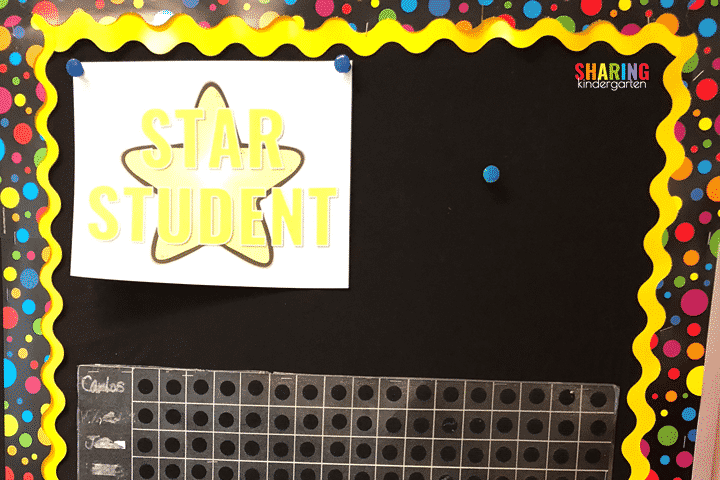 how to make a star chart