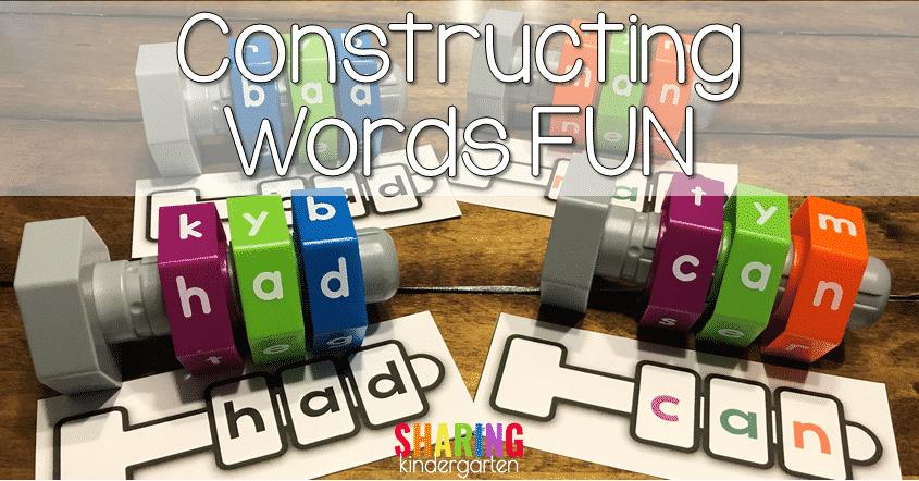 Constructing Words FUN