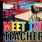 Must Dos for Meet the Teacher