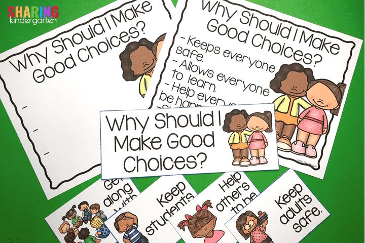Why should I make good choices?