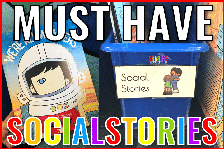 Must Have Social Stories