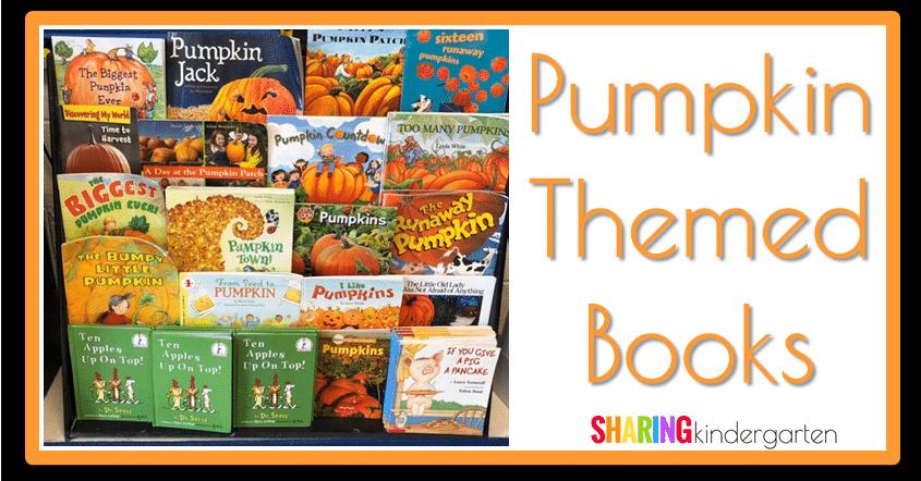Pumpkin Themed Books
