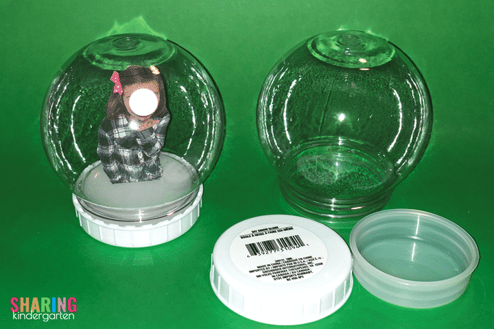 Snow Globe Ornament Parts
